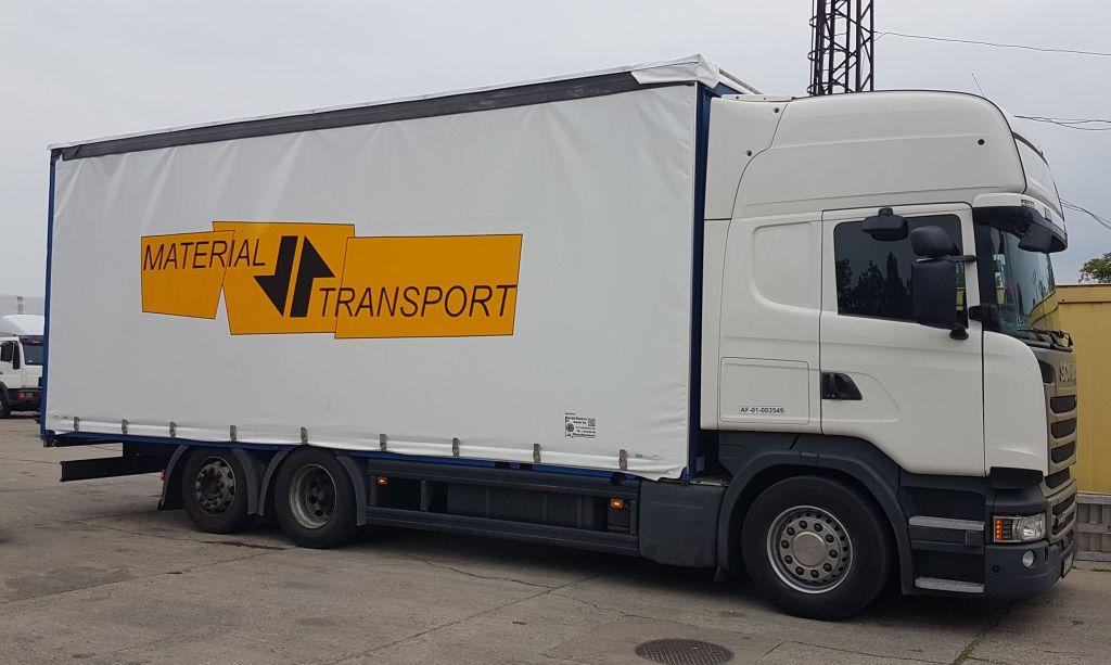 targonca szállítás, Material Transport Kft.